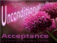 Unconditional Acceptance - Grace Thru Faith- study [11]